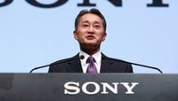 Harsh Words from Sony's Shareholders