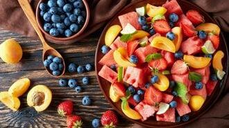 「汚れた腸」が蘇る「フルーツ最高の食べ方」5秘訣