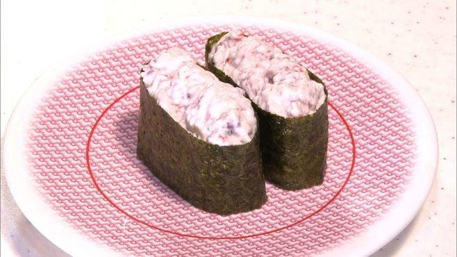回転寿司でやたらサラダ軍艦を頼む長野の謎