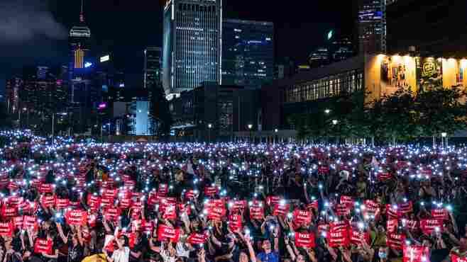 「香港のデモ」に中国人が送る超冷ややかな視線