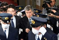 Top Japanese bureaucrat resigns after allegation of sexual harassment