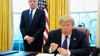 トランプ政権がついに始めた「保護貿易」の罠