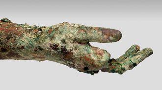 ギリシャ沈没船の「お宝」に考古学界が騒然