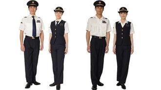 JR東海「夏の新制服」はクールビズだった