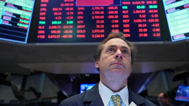 米国の信用収縮始まる、政策当局への信認低下