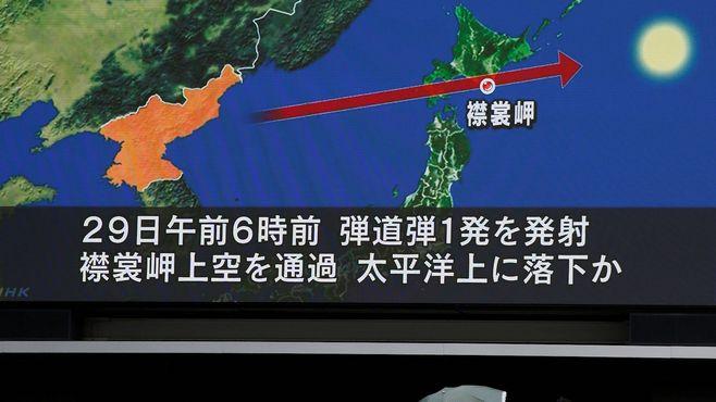 北朝鮮ミサイル、「1000キロ延伸」の深い意味