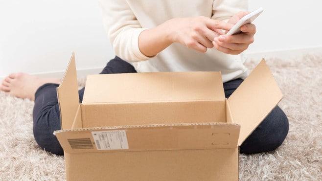 ネット通販の「包装箱」が見る華麗な進化の夢
