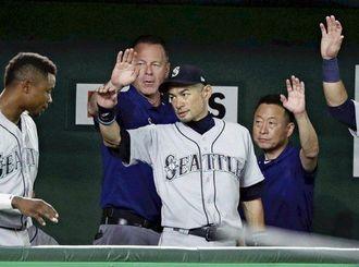 イチローが現役引退、「日米のファンに感謝」