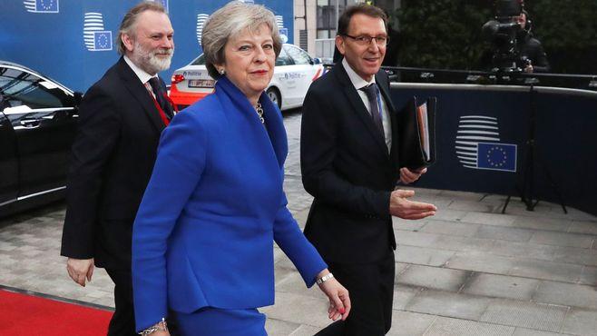 英国、EUから「合意なき離脱」のリスク高まる