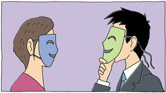 「仮面夫婦」を10年続けた人の苦悩と活路