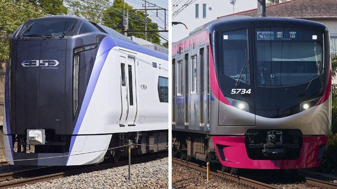 通勤電車はやはり座りたい!JR中央線と京王線