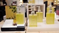 What's So Appealing about the Japanese Organic Cosmetics Brand THREE?