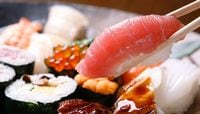 The Mysteries of Sushi - Part 2: Fast Food