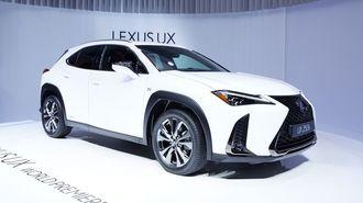 レクサス「UX」は走りもスタイルも規格外だ
