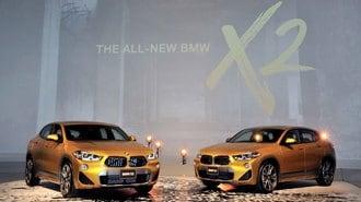 BMW「X2」は激戦の小型SUVを制覇できるか