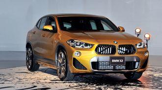 BMW「X2」は「X1」「X3」と一体何が違うのか