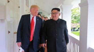 朝鮮半島は「擬似的平和状態」に突入していく