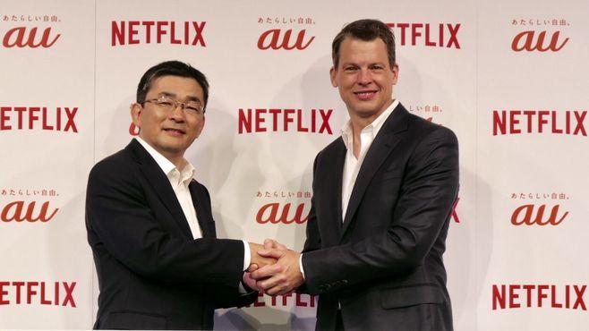 KDDIは「Netflixパック」に何を期待したのか