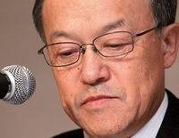 今度は菊川社長が辞任 迷走続くオリンパス