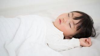 「夜寝ない子」を作ってしまう親のダメ習慣