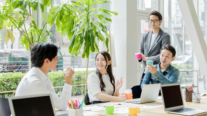 「幅広い世代」が働く企業の生産性が実は高い訳
