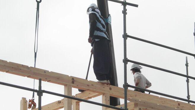 住宅購入者も無縁でない深刻化する施工者不足