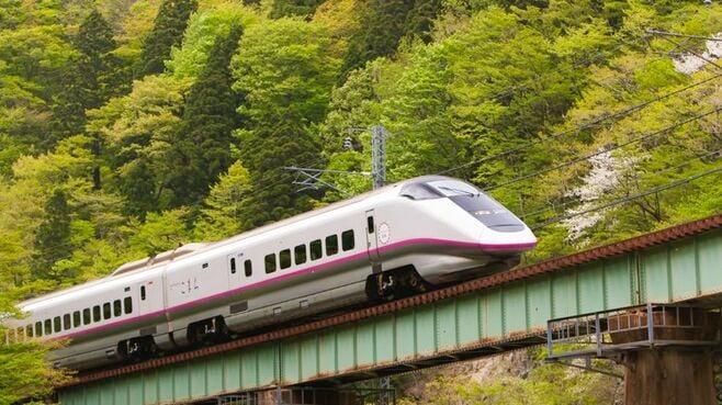 秋田新幹線、初代「こまち」E3系が遺したもの
