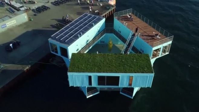 デンマークの「コンテナ住宅」が画期的なワケ