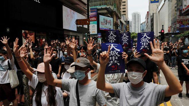 「国家安全法」の背後にちらつく中国の脆弱さ