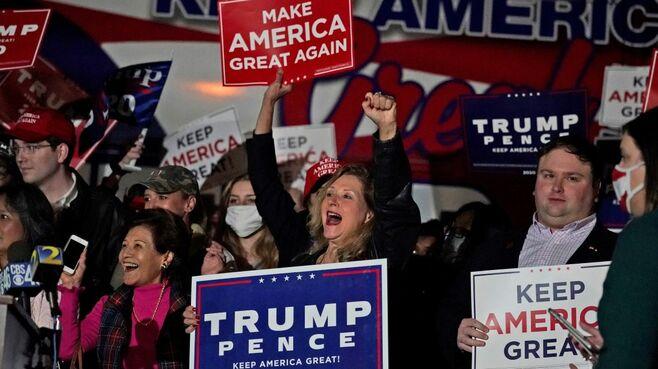 トランプ大統領が「大善戦」した真っ当な理由