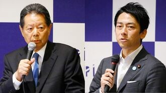 小泉進次郎「民間の立場でも政策は動かせる」