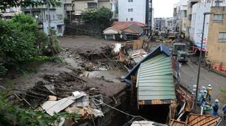 日本人は豪雨災害がなぜ起こるかをわかってない