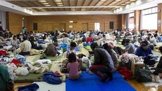 今日本で災害が起きたら「感染爆発」は免れない