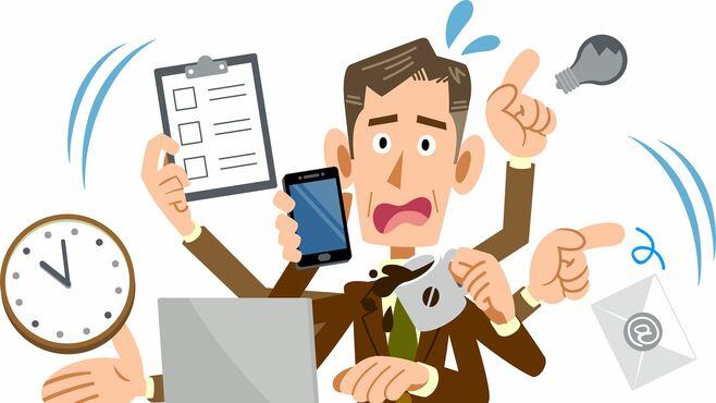 発達障害の上司に「疲弊する人」「しない人」の差