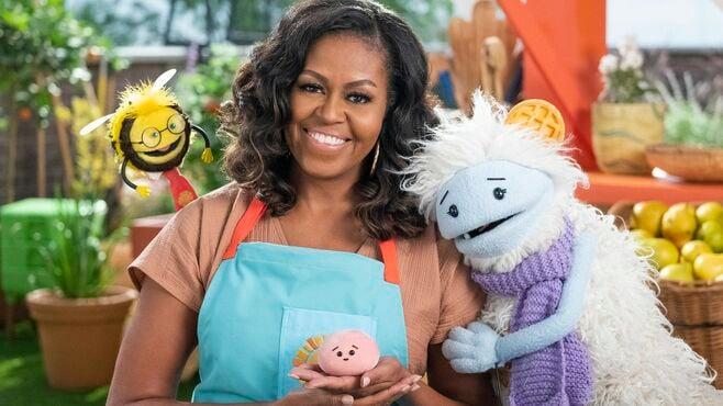 オバマ元米大統領夫人が「番組で高評価」のワケ