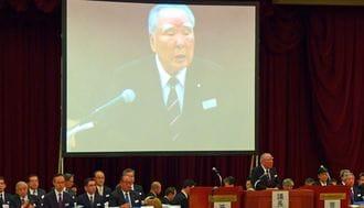 """スズキ会長、38年連続""""司会""""は円熟の境地"""