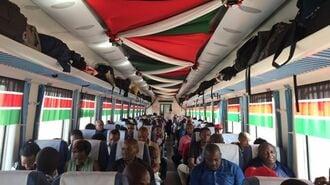 ナイロビ新幹線を中国企業が受注した驚愕の理由