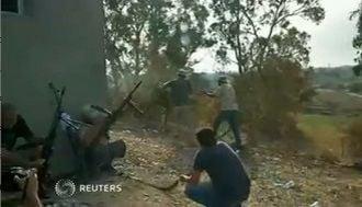 リビア、国連特使着任を前に内戦が激化