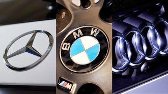 ベンツ、BMW、アウディに吹き始めた逆風の正体