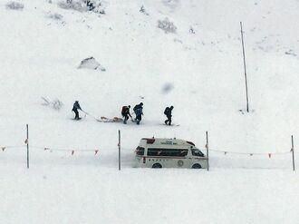 東工大生3人、雪崩に巻き込まれ1人心肺停止