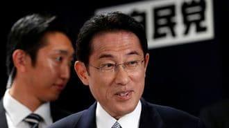 ついに動く岸田氏、「ポスト安倍」が始まった
