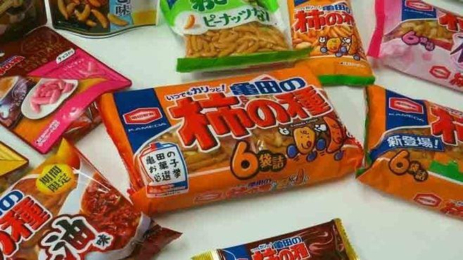 亀田製菓が「柿の種198円」にこだわる理由