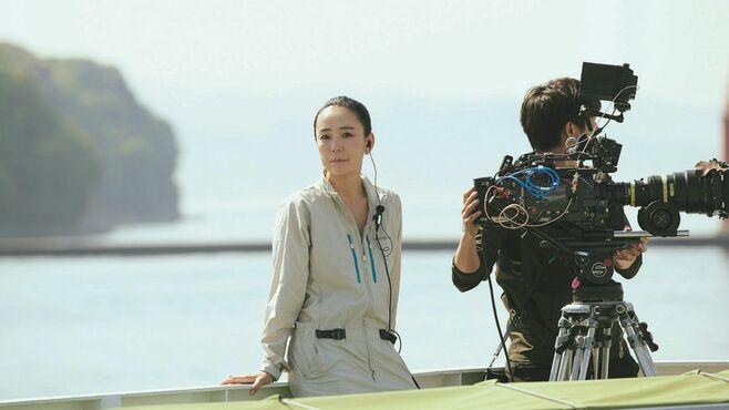 河瀨直美監督が目指す「1000年先にも残る映像」