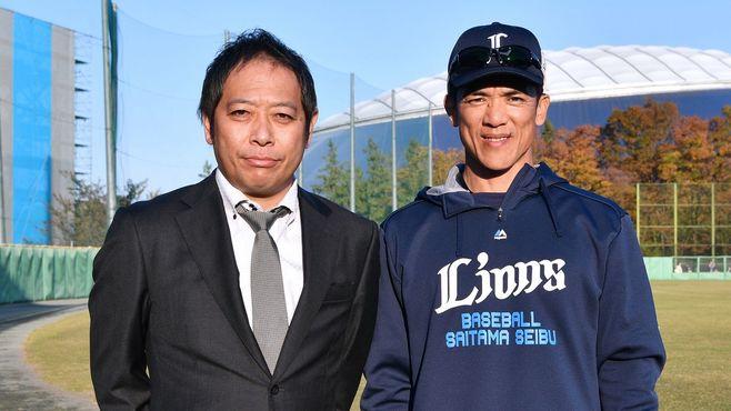 西武・松井稼頭央が回顧する現役時代の記憶