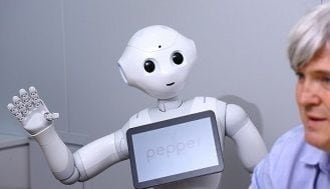 We Are All Going to Share Moments with Robots in the Future