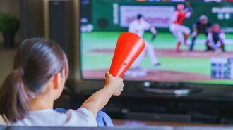 自宅でも十分楽しめる「プロ野球観戦」のススメ