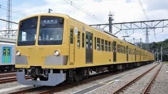 西武101系、走り続ける「黄色い電車」の元祖