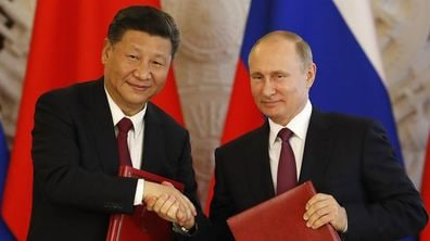 The North Korean Missile Test Pushes Xi and Putin Closer