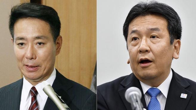 「戦犯」前原vs枝野では、民進党に明日はない