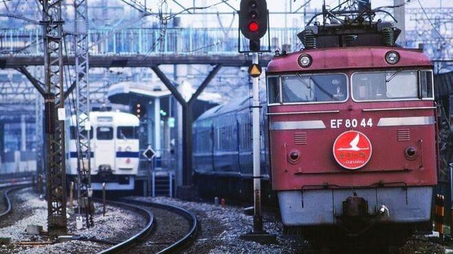 今春全線再開「常磐線」懐かしの列車と沿線風景